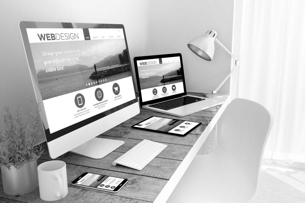 webdesign-black&white